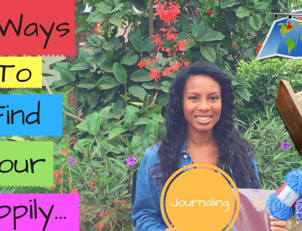 Video 3 How to Find Your Happily Through Journaling