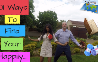 Video 4: How to find your happily through qigong