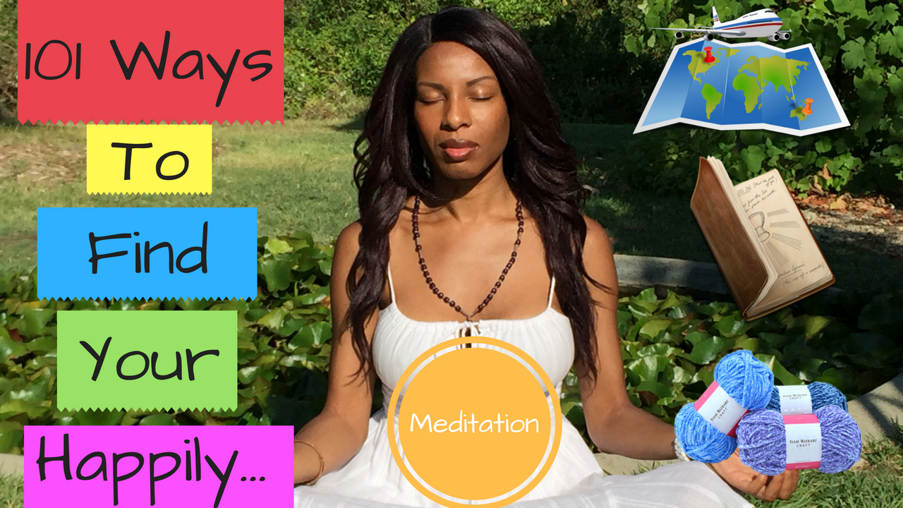 Video 1: How to find your happily through meditation