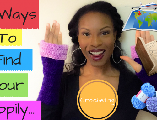 Video 2 How to Find Your Happily Through Crocheting
