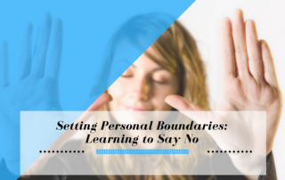 Boundary Setting