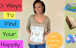 Finding Your Happily Colroing Book