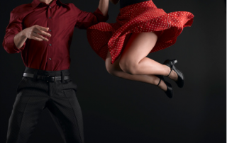 Frank Blaney talks about Finding Love On The Dance Floor