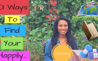 video 3: how to find your happily through journaling