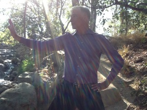 Frank Blaney Teaches Qigong