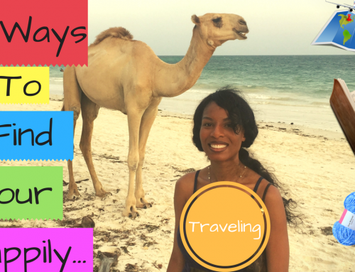 Video 5: How to Find Your Happily Through Travel