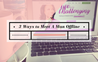 how to find a man offline