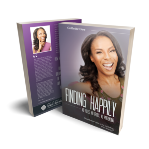 Finding Happily Book by Collette Gee
