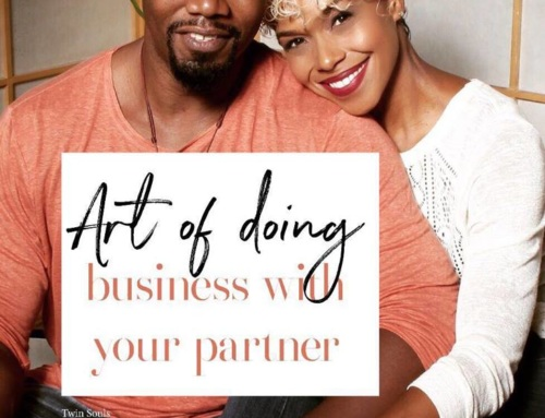 Art Of Doing Business With Your Partner